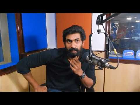 RANA DAGGUBATI - Ennaku Tamil la First Yaarum Chance Kodukala... thumbnail