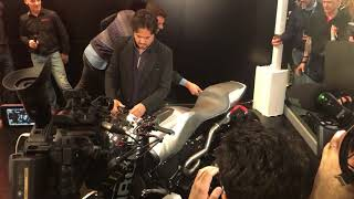 2018 Arch Motorcycles Method 143 Sound Footage From EICMA 2017