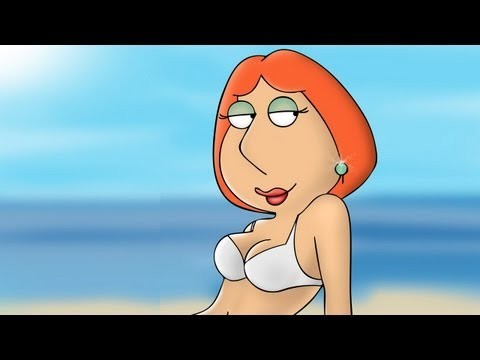 Melvin fancies Lois Griffin from Family Guy? - Kiss Breakfast Takeaway