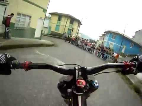 Insane Downhill Bike Street Race Music Videos