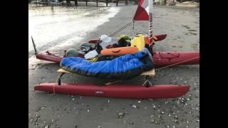 2 People 1 Dream [Catalina Island Kayak Crossing]