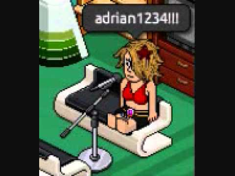 Habbo Waka Waka (adrian1234!!!) video