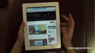 Recensione iPad 4 wifi+4G da 128 GB ita by AppsParadise