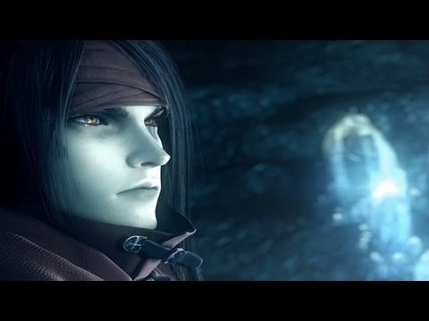 Dirge of Cerberus: Final Fantasy VII - All Cutscenes/ The Movie (Remastered) 1080p