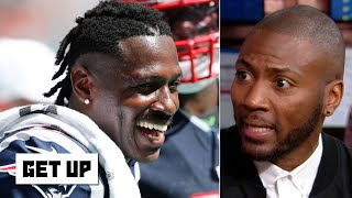 Antonio Brown should 'absolutely, 100%' be signed by the Patriots - Ryan Clark | Get Up