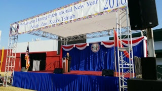 Hmong International New Year Fresno 12-26-17