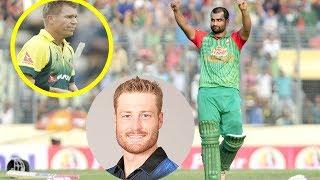 তামিম জিতলে জিতে যায় বাংলাদেশ! ওয়ার্নার গাপটিলদের কাতারে তামিম Tamim   Warner   Guptill   bd cricket