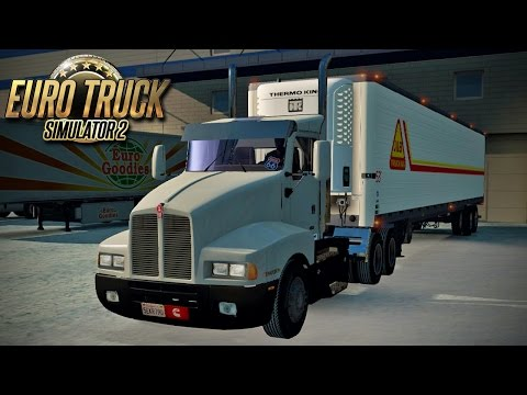 Euro Truck Simulator 2 - SP Episode 45 - Speed Limits!