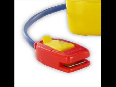 Malem Yellow Eight Tone Bedwetting Alarm, audible bedwetting alarm; bed wetting solutions for boys