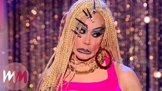 Top 10 Cringiest Moments from RuPaul