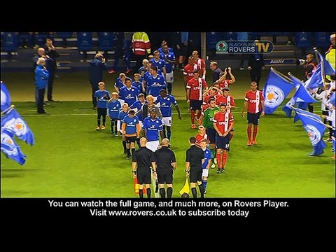 Highlights: Leicester City 2-1 Blackburn Rovers
