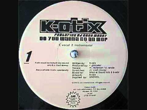 K-Otix - Spontaneity