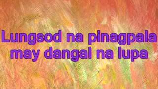 himno ng san pablo with lyrics
