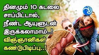 தினமும் 10 கடலை சாப்பிட்டால், நீண்ட ஆயுளுடன் இருக்கலாமாம்..! விஞ்ஞானிகள் கண்டுபிடிப்பு..! – Tamil TV