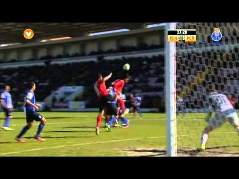 II Liga: Penafiel 2-0 FC Porto B (24-02-2013)