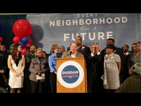 Mike Duggan for Detroit Mayor campaign kickoff speech