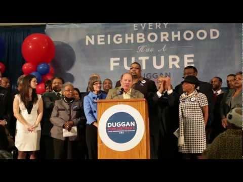 Mike Duggan for Detroit Mayor campaign kickoff speech