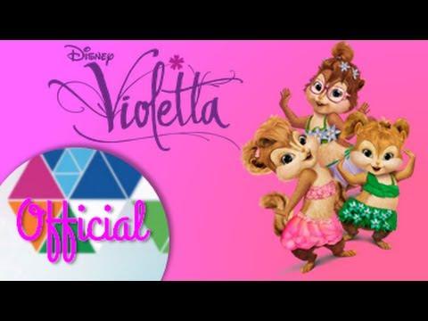 Yo Soy Asi- Violetta 2 (Brittany & Alvin)