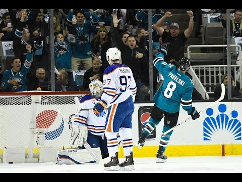 Joe Pavelski | Playoff Performer of the Night