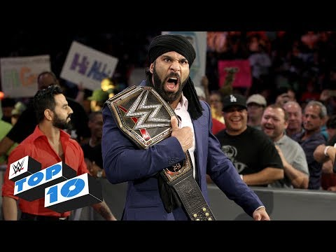 Top 10 SmackDown LIVE moments: WWE Top 10, June 13, 2017