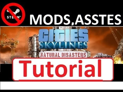 SKYMODS - Cities: Skylines Mods Catalogue