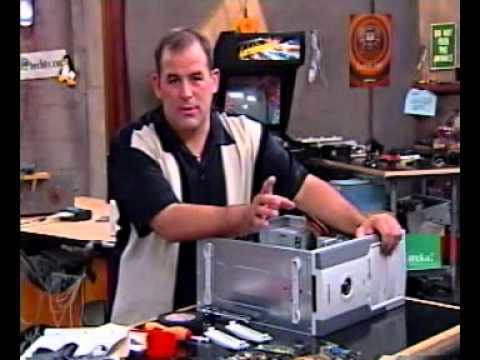 TechTV How to Build Your Own PC with Leo Laporte and Patrick Norton