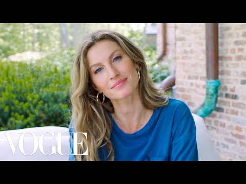 73 Questions With Gisele Bündchen (ft. Tom Brady) | Vogue