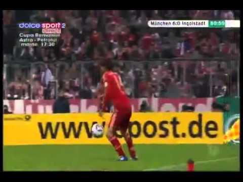 Takashi USAMI( FC Bayern München) GOAL 宇佐美貴史  27.10.2011