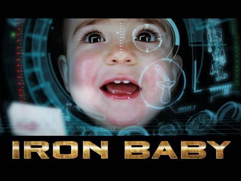 Thumb Iron Baby