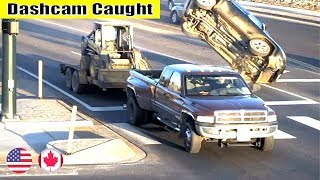 Ultimate North American Cars Driving Fails Compilation - 209 [Dash Cam Caught Video]