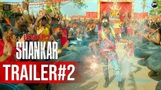#iSmartShankar Trailer 2 [4K Ultra HD]   Ram Pothineni,Nidhhi Agerwal,Nabha Natesh   Puri Jagannadh