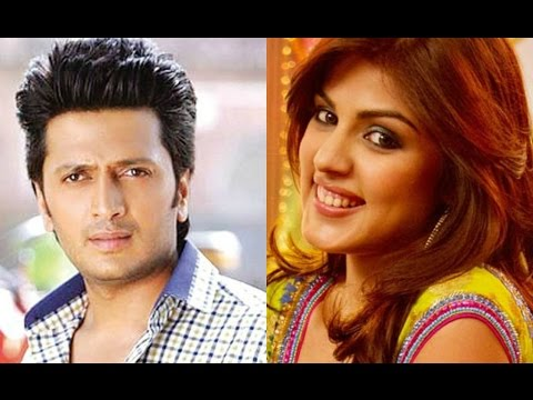 Hot Rhea Chakraborty Will Be Riteishs Heroine In Bank Chor