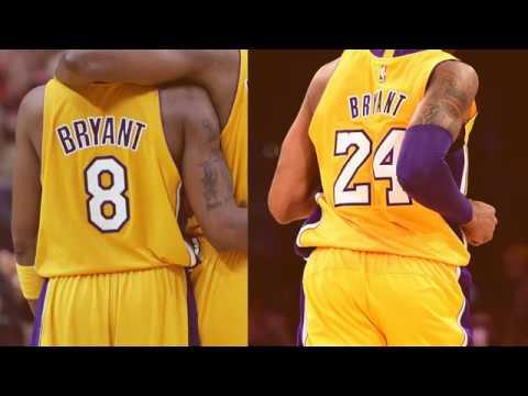 NBA legend Kobe Bryant's career in numbers