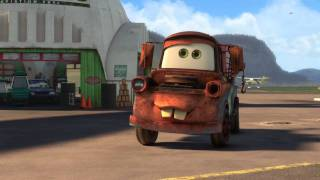 Cars 2: Air Mater (New Short Film) - Clip