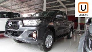 Toyota Hilux SRV 2019 UNBOXING #NetUAutos