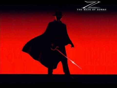 James Horner - Pasodoble Mask Of Zorro