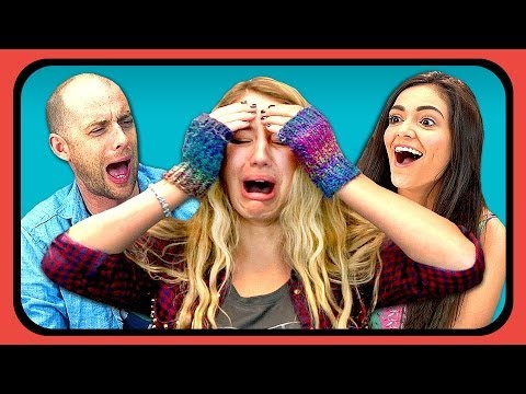 Baby's Ice Cream EXTRA REACTIONS: http://goo.gl/6lf5mg NEW Vids Sun, Thur & Sat! Subscribe: http://bit.ly/TheFineBros Please share this video and subscribe t...