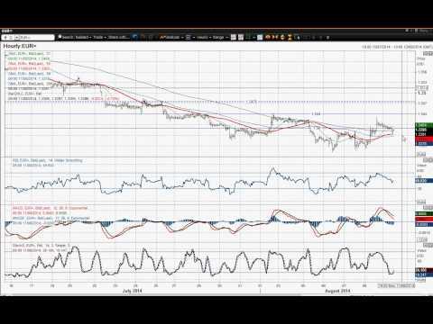 EUR/USD   11/08/2014