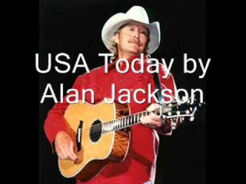Alan Jackson - Usa Today