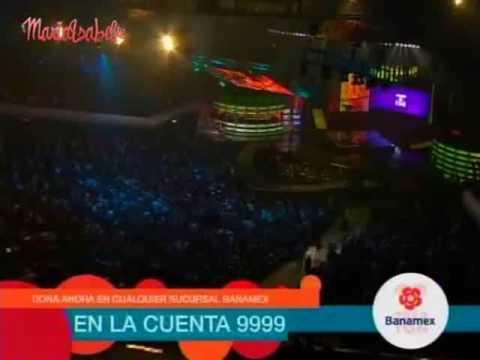SELENA GOMEZ Live! Mexico Falling Down/ Naturally Teletón 2009 HQ