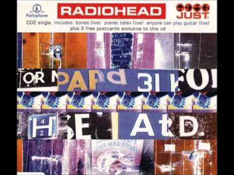 Radiohead - Bones (Live at the Forum)