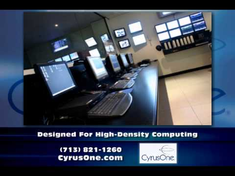 Colocation Houston Texas  CyrusOne Houston Data Center