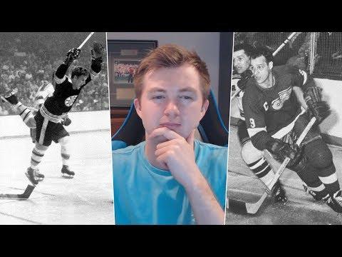 THE HARDEST NHL ORIGINAL 6 QUIZ EVER?