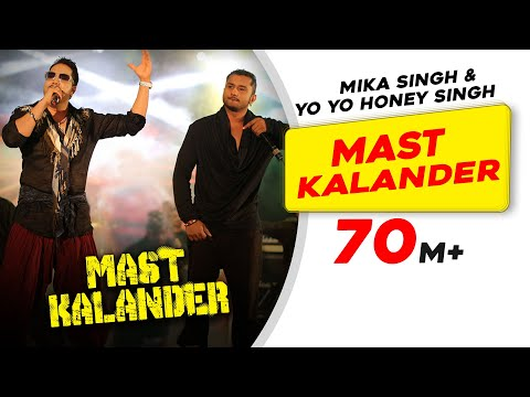 Mika Singh | Yo-yo Honey Singh | Mast Kalander Full Song video