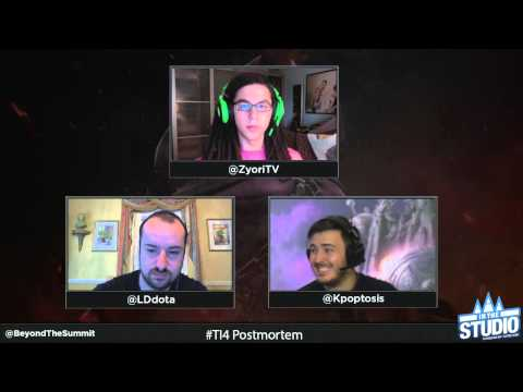 In The Studio By 100tb - Episode 15 - Part 1 - #ti4 Postmortem video