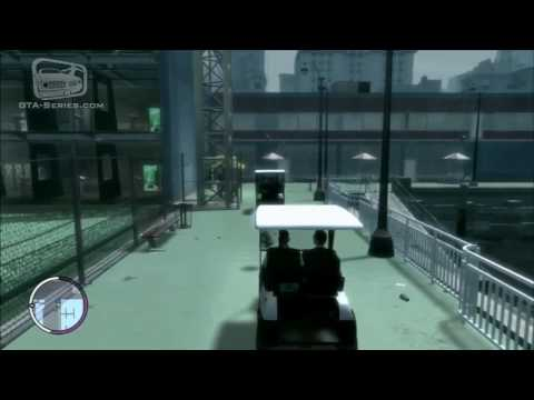 GTA: The Ballad of Gay Tony Mission #6 - Practice Swing (100%)