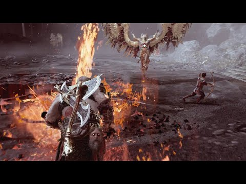 God Of War PS4: 23 Secret Bosses You Must Find And Defeat thumbnail