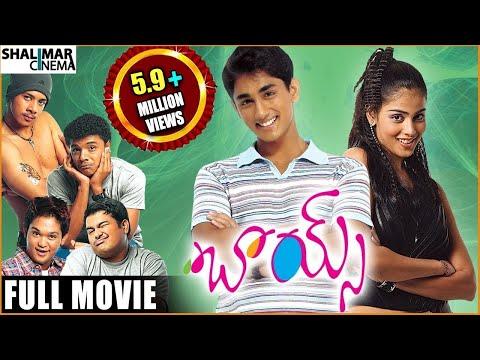 Boys Telugu Full Length Movie || బాయ్స్  సినిమా || Siddharth, Genelia D'souza video
