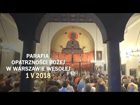 Peregrynacja Obrazu MB Częstochowskiej - Parafia Opatrzności Bożej W Warszawie - Wesołej