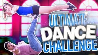 ULTIMATE DANCE CHALLENGE: BLOGILATES